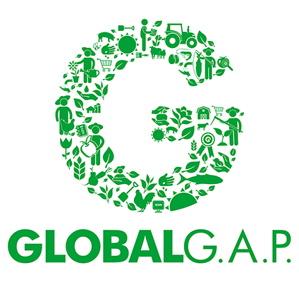 Certyfikat GLOBALG.A.P..