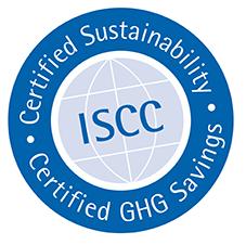 Certyfikat ISCC