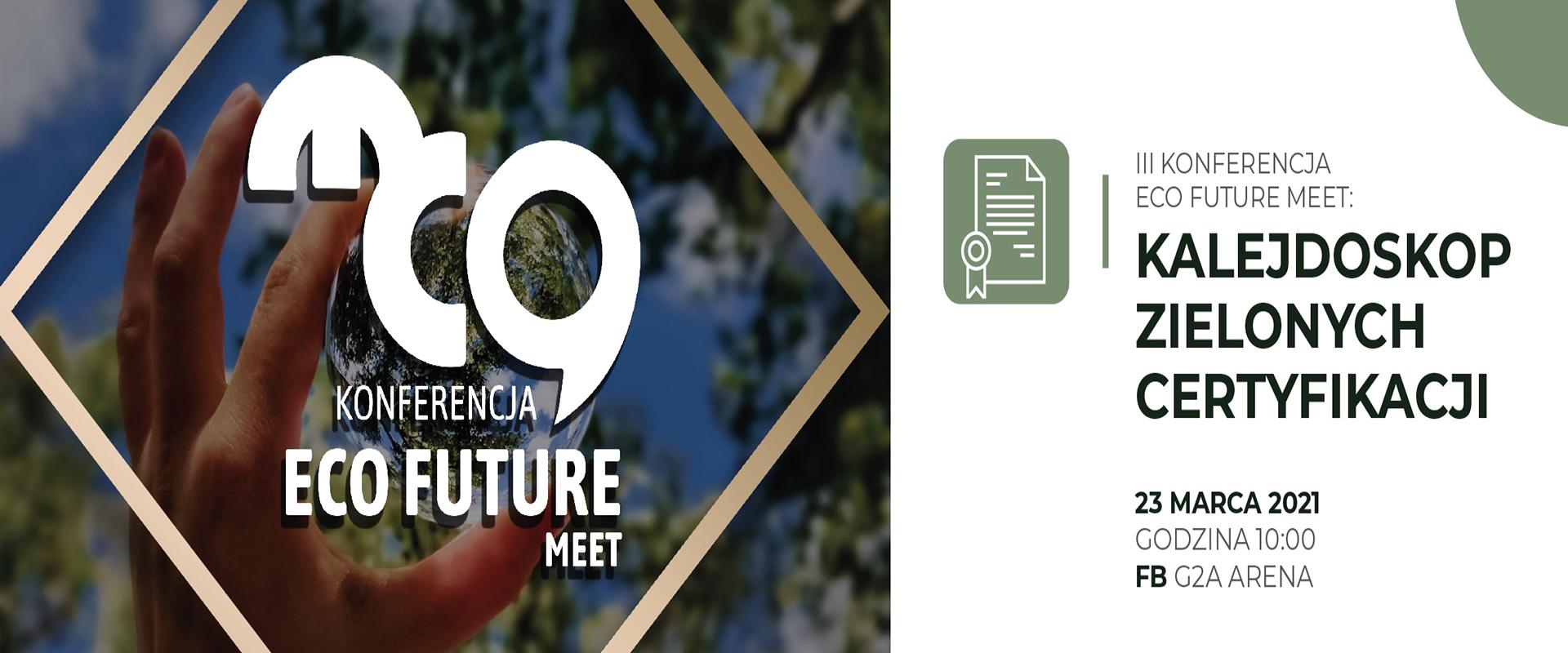 Kalejdoskop Zielonych Certyfikacji, czyli Control Union na Eco Future Meet.