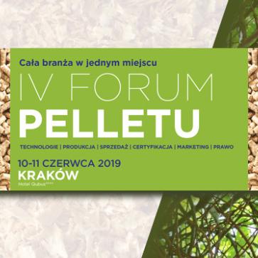 Control Union na IV edycji Forum Pelletu