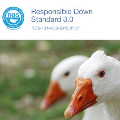 Publikacja nowej wersji standardu RDS (V 3.0)!